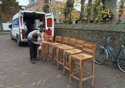 Onderhoud houten meubels