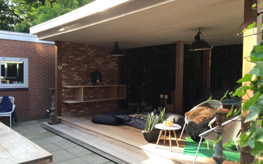 Buitenkeuken meubel